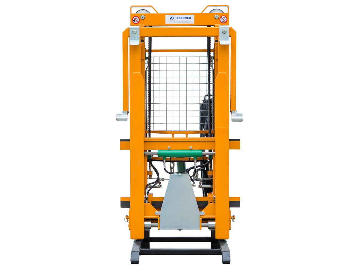 Elevatore idraulico PU - Muletto per trattore - Psenner Alfred - Termeno